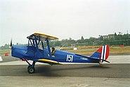 Tiger Moth Blue