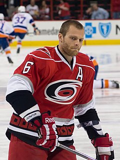Tim Gleason American ice hockey player