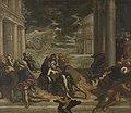 Tintoretto - L'enlèvement du corps de saint Marc par les chrétiens.jpg