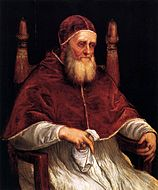 Titian - Portrait of Pope Julius II - WGA22961.jpg