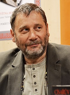 Tomáš Töpfer Czech theater manager, actor, entrepreneur, director, scriptwriter and university educator