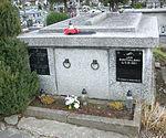 Tomb of Świtalski family at Central Cemetery in Sanok 1.jpg