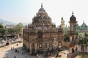 Junagadh - Tomb of Mahabat Khan