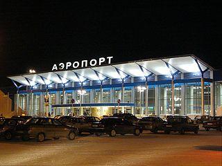 Bogashevo Airport
