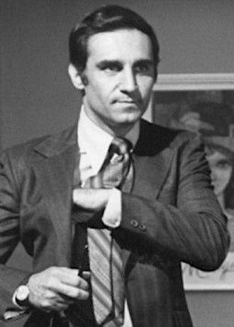 Tony Lo Bianco - Lo Bianco in Police Story, 1975