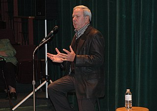 Tony Parsons (presenter) Canadian journalist