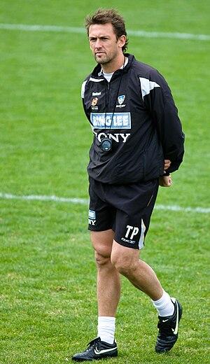 Tony Popovic - Popovic in 2010.