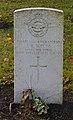 Topliss CWGC gravestone, Kirkdale Cemetery.jpg