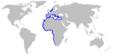 Torpedo marmorata rangemap.png