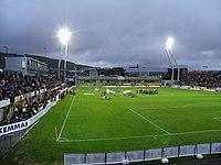 Torsvollur Football Venue in Torshavn Faroe Islands.JPG