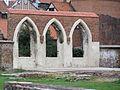 Torun klasztor dominikanski kapl sw Katarzyny.jpg