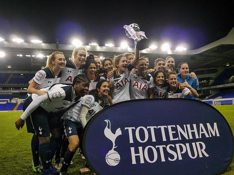 Tottenham Hotspur LFC v West Ham United LFC, 19 April 2017 (387)