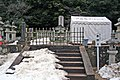 Tottori feudal lord Ikedas cemetery 044.jpg