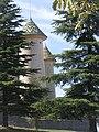 Tours du château d'Aiguines.JPG