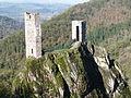 Tours du château inférieur.JPG
