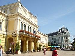 Town Hall, Kossuth Square, Nyiregyháza.jpg