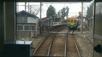 File:Toyama Chihō Railway Tateyama Line 2014-11-27 15-18-09 Iwakuraji Station.webm