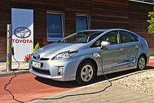 Toyota Prius Plug In Hybrid Demonstration Program Vehicle