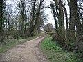 Track towards Potterton - geograph.org.uk - 749009.jpg