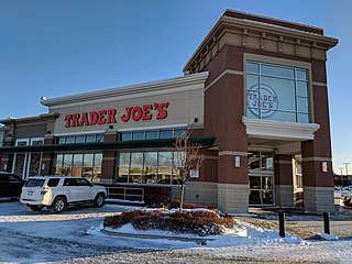 Trader Joes American grocery chain