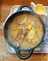 Traditional Irish Stew is made with Lamb in Ireland.jpg