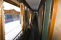 Train carriage interior - Historical exhibition of railway rolling stock in Kyiv 8.jpg