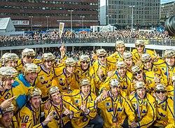 Svensk vm forlust i moskva