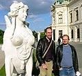 Treffen Wien Belvedere 2007 05 18-02.jpg