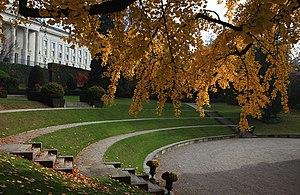 Parc de Mon Repos - Image: Tribunal Fédéral Lausanne Parc Mon Repos