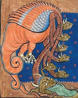 Trinity Apocalypse R.16.2, fol. 14r