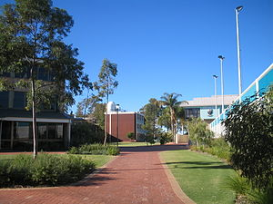 Trinity College, Perth - Image: Trinity College, Perth 2
