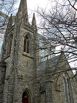 Trinity Episcopal Church Wilmington Delaware Wikipedia