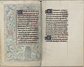 Trivulzio book of hours - KW SMC 1 - folios 077v (left) and 078r (right).jpg