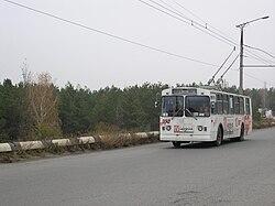 Меркушкин не может обещать сто троллейбусов для Тольятти