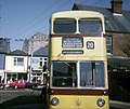 Trolleybus on Christchurch turntable - geograph.org.uk - 1313791.jpg