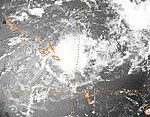Tropical Depression 05F on January 2, 2002.jpg