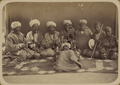 Troupe of Musicians. Group of Musicians and a Batcha, or Dancing Boy WDL11112.png