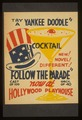 """Try a Yankee Doodle cocktail - New! Novel! Different! - """"Follow the parade"""" LCCN98507385.tif"""