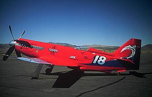 Tsunami competes at the 1991 Reno National Championship Air Races.jpg