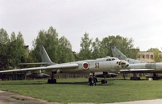 KSR-5 - Tu-16K with a missile under each wing