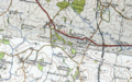 Tugby and Keythorpe ordnance survey 20th century.PNG