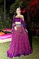 Tulsi Kumar celebrated her first Lohri post-wedding in Delhi (08).jpg
