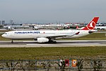 Turkish Airlines, TC-JNO, Airbus A330-343 (31964282165) (2).jpg