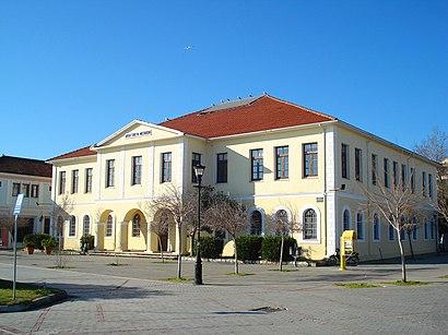 Πρέβεζα: Στις φυλακές οδηγήθηκε ο 35χρονος, ένας εκ των ληστών της τράπεζας Πειραιώς στην Πάργα