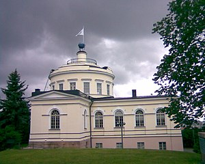 1819 in architecture - Vartiovuori Observatory