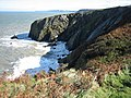 Typical scenery on Ceredigion Coast Path - geograph.org.uk - 1000714.jpg