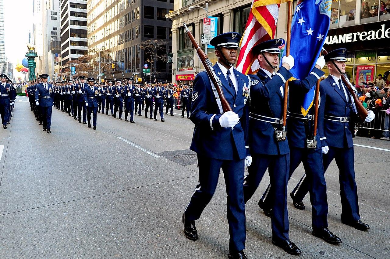 File:U.S. Air Force Honor Guard.jpg