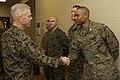 U.S. Marine Corps Gen. James F. Amos, left, the commandant of the Marine Corps, visits Marines at The Basic School at Marine Corps Base Quantico, Va., March 4, 2013 130304-M-LU710-010.jpg