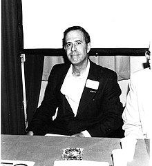 UFO author and investigator James W. Moseley in 1980.jpg