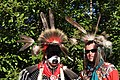 UIATF Pow Wow 2009 - awaiting Saturday Grand Entry 01.jpg